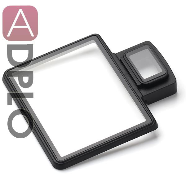 The Third Generation GGS LCD Protector work  for Nikon D3200