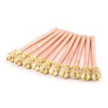 Refrigeration-Access-Valves Filling-Parts Copper-Tube Replacements 6mm OD MEXI 10pcs