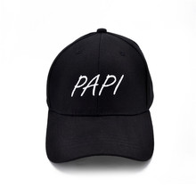 fashion PAPI UNSTRUCTURED BASEBALL DAD HAT CAP NEW men women Cotton Adjustable baseball cap