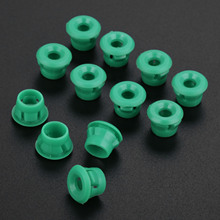 50Pcs 51711932996 Side Sill Skirts Moulding Grommet Clips Fit For BMW E30 E32 E36 E46 E60 E61 E63 Fixings