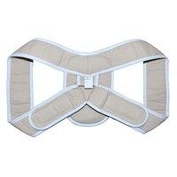 Back Support Belt Correction For Shoulder Posture Corrector Clavicle Bandage Corset Orthopedic Back Brace Scoliosis
