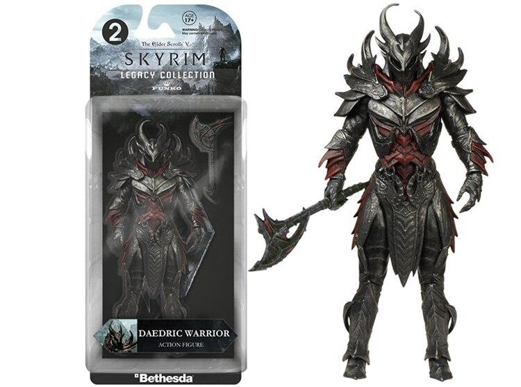ФОТО Popular dinosaur Skyrim the Elder scrolls dragon  Legacy Skyrim Dragonborn game action figure model doll Daemon Armour
