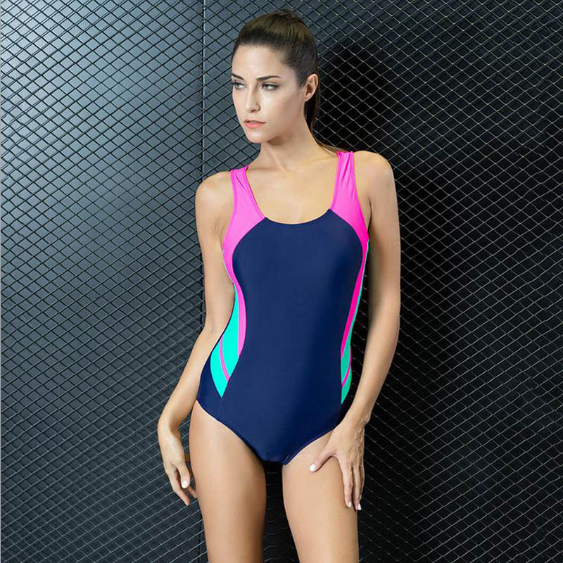Sexy Backless monokini bodysuit one-piece bathing suit 13 colors professional sports swimsuit high quality swimwear female 2017 2017 new sexy one piece swimsuit strappy biquini high waist one piece swimwear women bodysuit plus size bathing suits monokinis