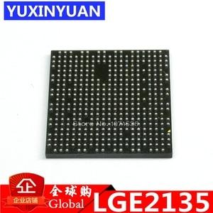 Image 4 - 2 قطعة/الوحدة LGE2135 LG2135 بغا رقاقة دي تيلا دي LCD جديد الأصلي
