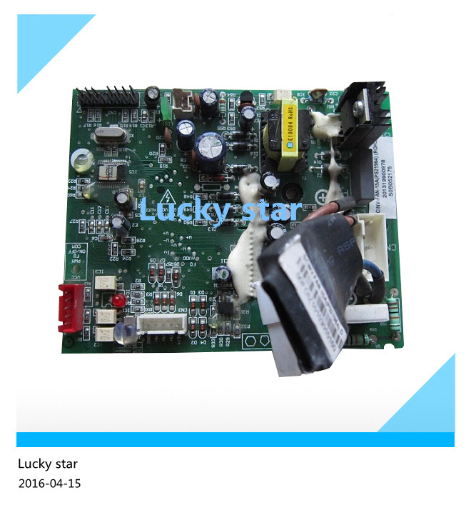 ФОТО 95% new for Air conditioning computer board circuit board DCINV-FAN-15A(PS21964) good working