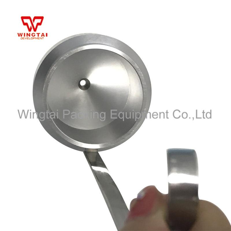 Aleación de aluminio Ford Cup 4 100 pintura ml viscosidad taza portátil medidor de viscosidad - 3