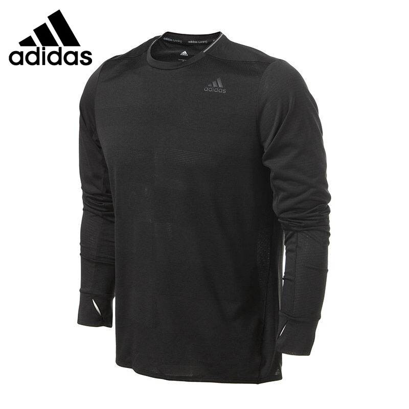 ФОТО Original New Arrival  Adidas adiZero  Men's T-shirts  Long sleeve Sportswear