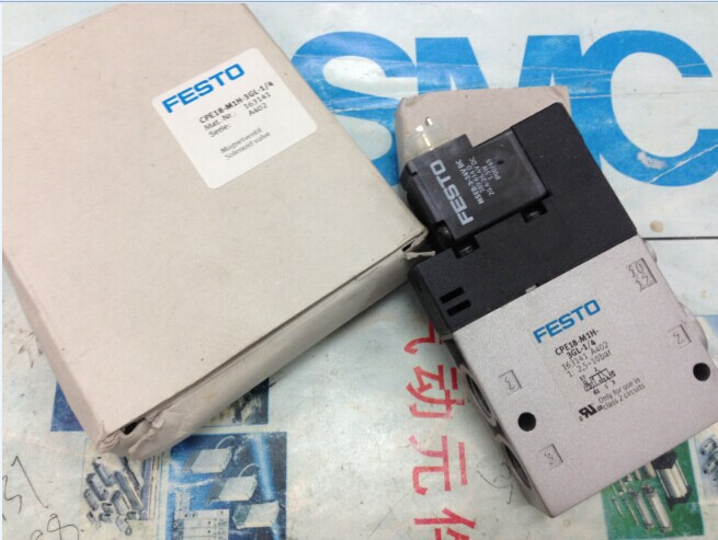 VUVE-F-L-M52-M-G18-3AC1 550365 solenoid valves body FESTO without Coil free shipping mlh 5 1 4 b 533138 solenoid valves body festo without coil free shipping