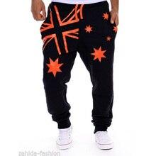 ; модель года; модные повседневные брюки с принтом звезды