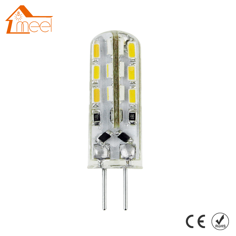 20 Pcs G4 LED Light DC 12V 3W 5W 6W s
