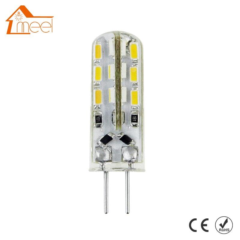 20 Stücke G4 LED-Licht DC 12 V 3 Watt 5 Watt 6...