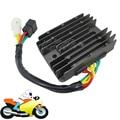 Motocicleta Regulador de 12 v de Voltaje Del Rectificador para Ducati Monster 600 Oscuro 696 750 900 1100 1000 S4RS S2R S4R Multistrada DS1000