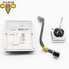 OEM 30796959 D1S 8E0 907 391A 4300K 5000k 6000k XENON Ballast set (89035113+secondhand cable+Bulb) for 3D0907391B 2000h