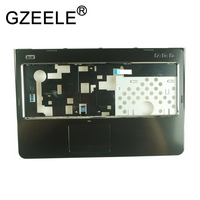 GZEELE NEW top case upper case for Dell Inspiron 14R N4110 M4110 M411R Palmrest Touchpad Assembly YH55N 0YH55N keyboard bezel