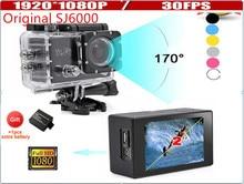 New Version  Wifi Action Camera Full HD digital camera 1080P 30FPS 2.0″LCD Diving 30M Waterproof sj5000 sj4000 sport DV