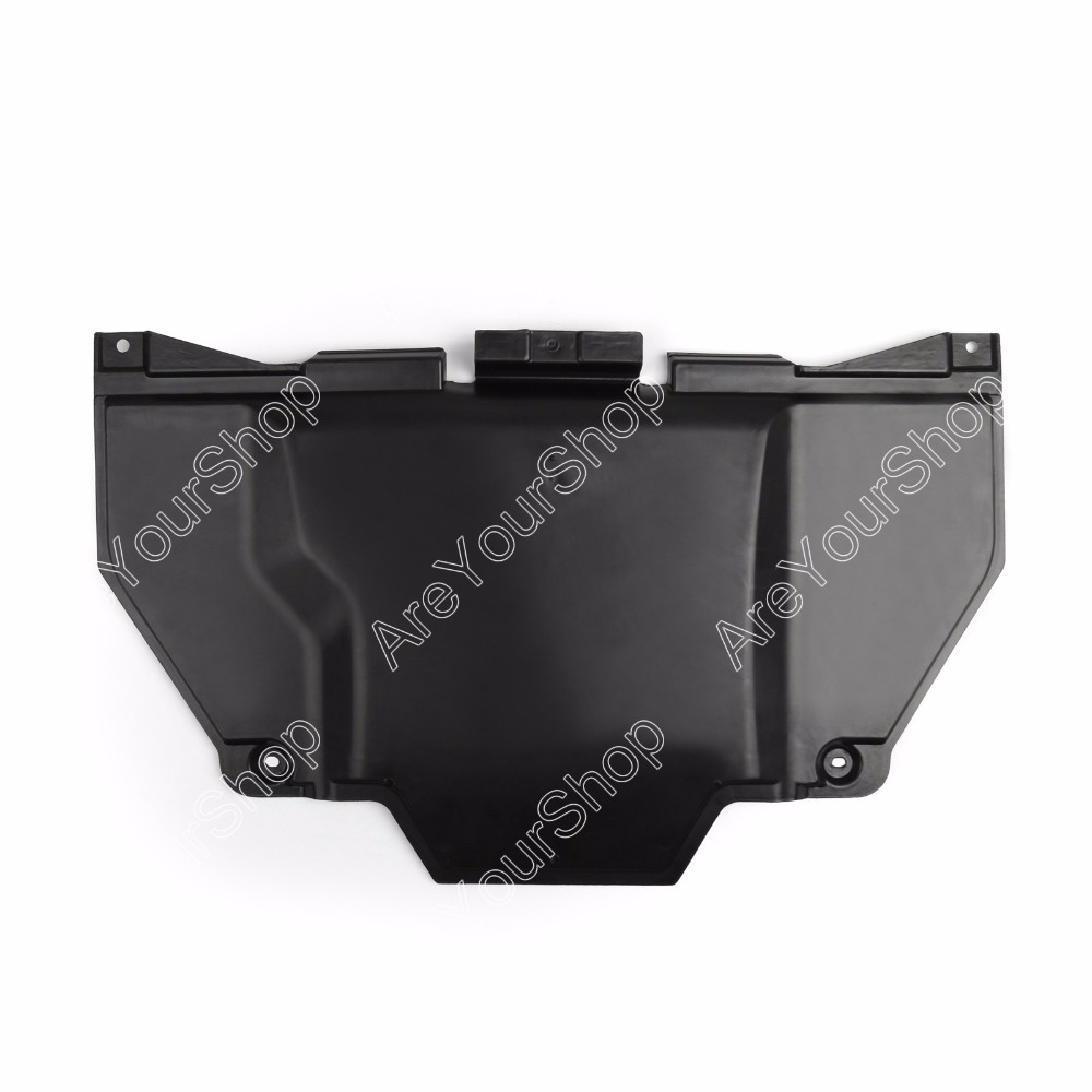 Areyourshop Car Engine Splash Shield Cover for Audi A4 B6/B7 2002-2008 Plastic 1PCS New Arrival Car-Styling Exterior Parts 1pcs front dash car cup holder sliding for 2002 2008 audi a4 b6 b7 right driving