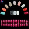 5set New Colorful Professional Nail 28Tips Special False Nail Art Tip Press On Nails Nagel Tips Nail Display 25 Colors Optional