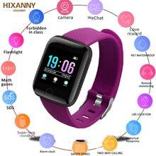 Smart Watch Men Women Blood Pressure Waterproof Smartwatch Women Heart Rate Monitor Fitness Tracker Watch Sport For Android IOS