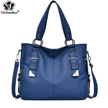 Fashion Women Leather Handbag Luxury Handbags Shoulder Bag Designer Ladies Hand Bags Big Tote Crossbody for Sac