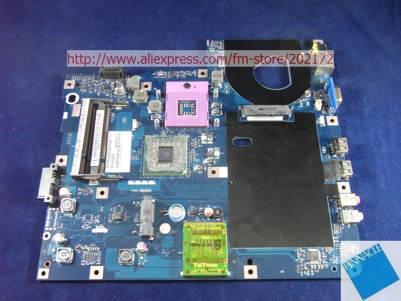 MBN5502001 Motherboard for  Acer eMachines  E725 E525  MB.N5502.001  KAWF0 L01 LA-4851P  GM45 Chipset Tested Good free shipping for acer tmp453m nbv6z11001 ba50 rev2 0 motherboard hm77 tested