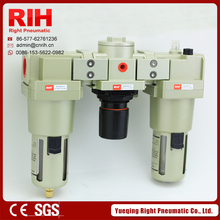 AC5000-10  pneumatic air filter regulator/A Series Treatment Components/three-union air combination