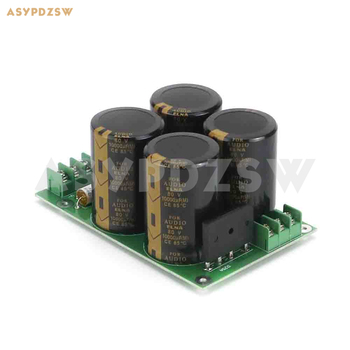 HP-O-A ELNA 10000uF/80V*4 Power amplifier Rectifier filter power supply board