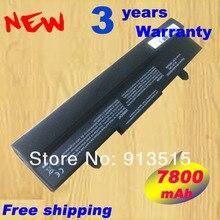 7800 mAh 9 zellen Laptop Akku Für Asus eee pc 1001px batterie 1005 1005 H 1005 P 1101HA AL31-1005 AL32-1005 ML32-1005 PL32-1005