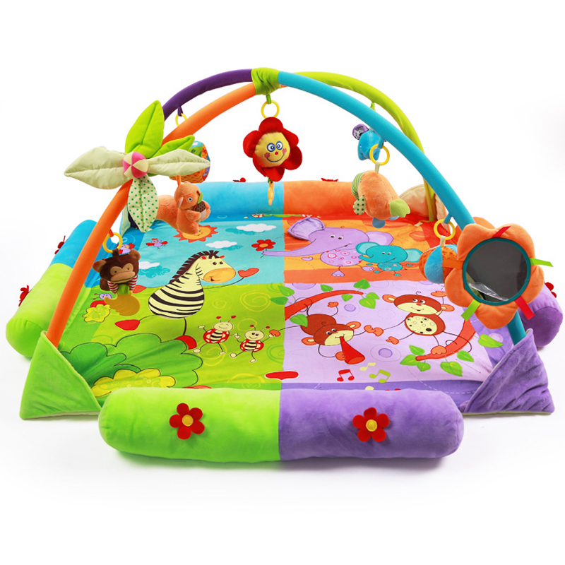 Niukouwawa Baby Soft Play Mat Game Gym Kids Children Toys