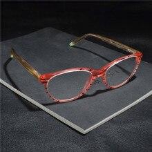 Gato óculos de nerd lente clara mulheres acetato óculos de armação óptica transparente  armação de óculos moda masculina óculos c. 1a65269be8