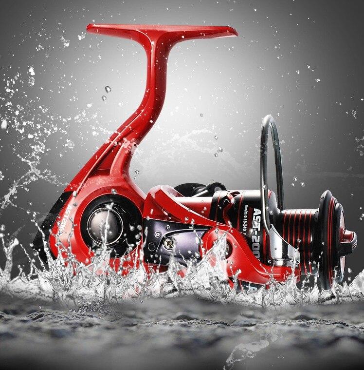 New Original Shiman ULTEGRA 1000HG 2500HG C3000HG 4000XG C5000XG 5 + 1BB FB Molinete De Pesca X-Navio Saltewater roda de pesca