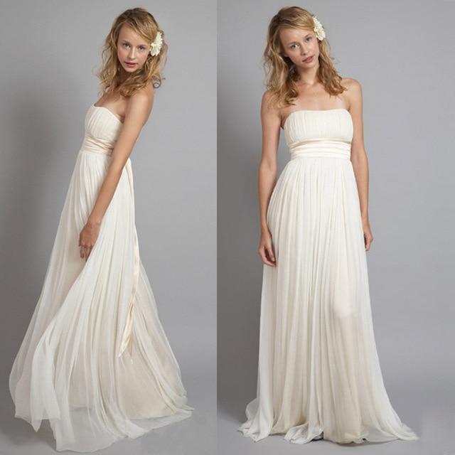 Venta de vestidos de noche blancos