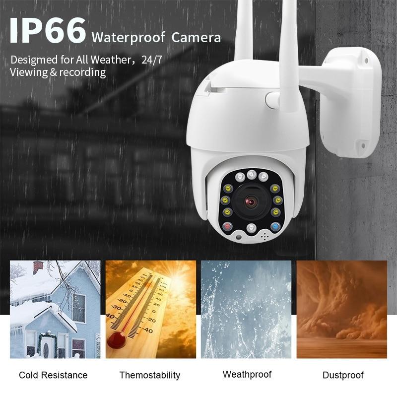 HOT SALE] ANBIUX HD 2 0MP IP Camera Wi fi Outdoor Waterproof