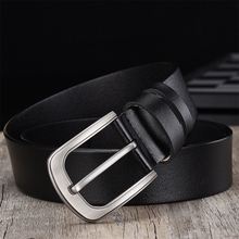 [LFMB]belt male leather belt men strap genuine belts cummerbunds luxury  designer high quality