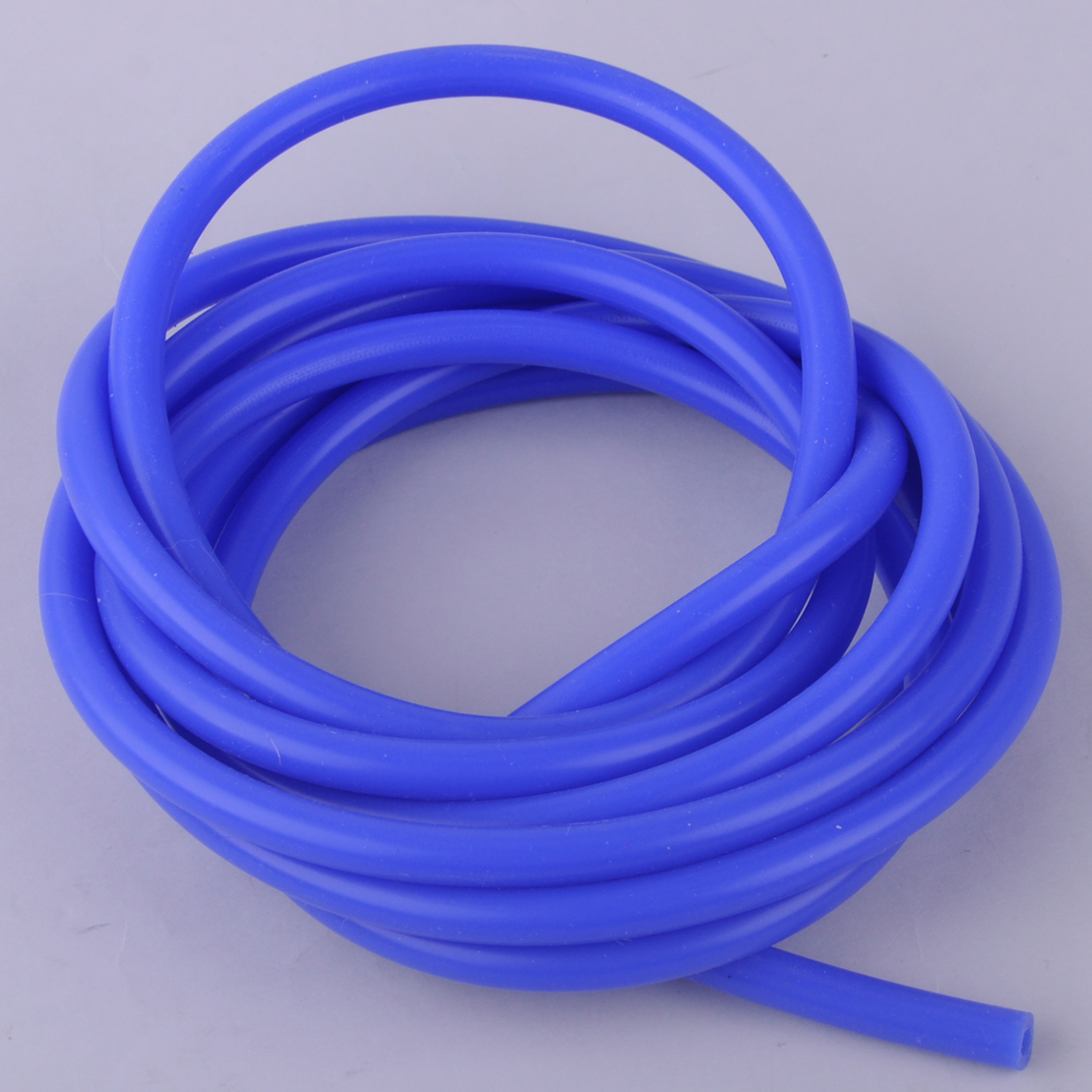 3 METRE BLACK SILICONE VACUUM HOSE AIR ENGINE BAY DRESS UP 4MM FIT FORD