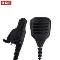 XQF micrófono altavoz para Motorola HT1000 XTS1500 XTS2500 XTS3000 XTS3500 MT2000 Radio