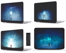 Laptop Protective Hard Shell Case Keyboard Smart Cover Skin Sleeve Set For 11 12 13 15
