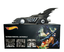 Hot wheels 1:18 BATMAN FOREVER movie rides chariots black