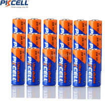 PKCELL 18 шт. батарея модель 23A батарея 23A 12 В VR22 L в щелочной химии не перезаряжаемая батарея для дверной звонок сигнализации