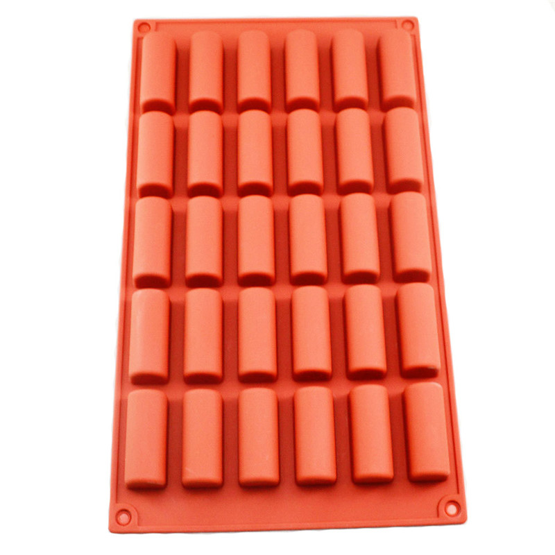 Silicone Cake Mold Chocolate Desserts Cakes Mould Candy Bakeware Molds Mini Cake Pan DIY Cake Baking Decorating Tools3