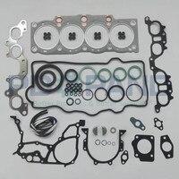 5S 5S-FE 5SFE Reconstrução Do Motor Junta Conjunto Completo 04111-74303 Para Toyota Celica/Camry 2.2L 2164cc