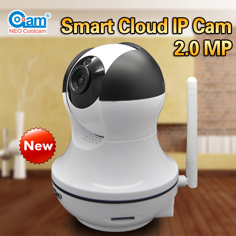 1080P full HD IP Camera Wireless 2mp Megapixel IP Network Surveillance Security Camera Support 64G SD Card