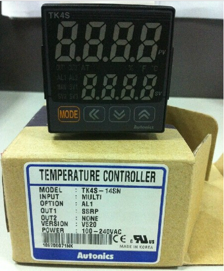 ФОТО 100% New and original   TK4S-14RN,  TK4S-14SN,   TK4S-14CN  AUTONICS  Temperature controller