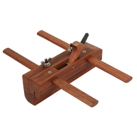 Woodworking Rosewood Hand Plane Furniture Music Instrument Diy Grooving Wood Plane