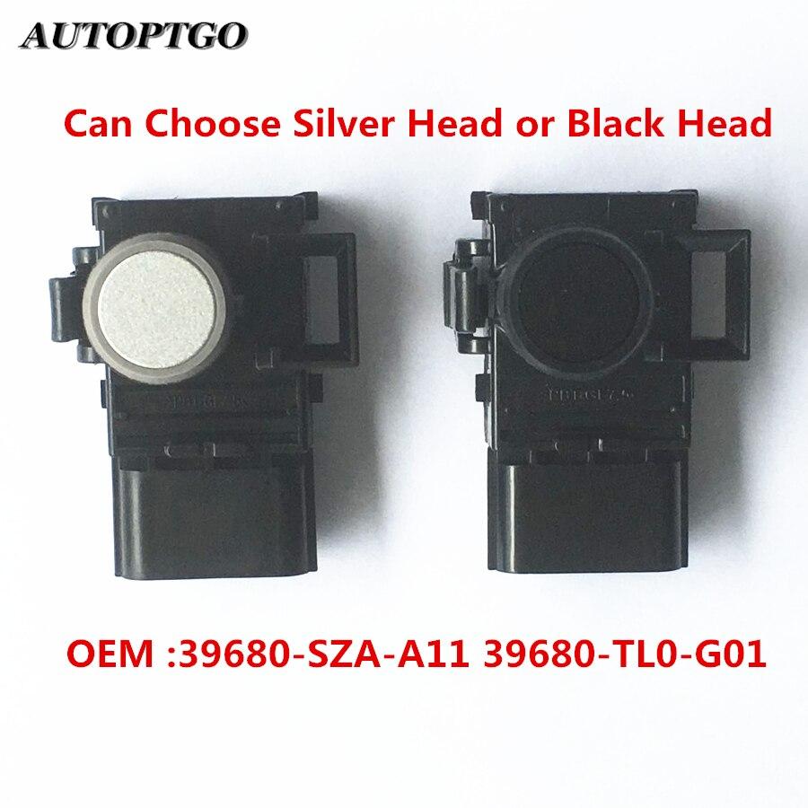AUTOPTGO New OE 39680 SZA A11 PDC Bumper Backup Parking Sensor 39680SZAA11 For Honda Pilot Spirior