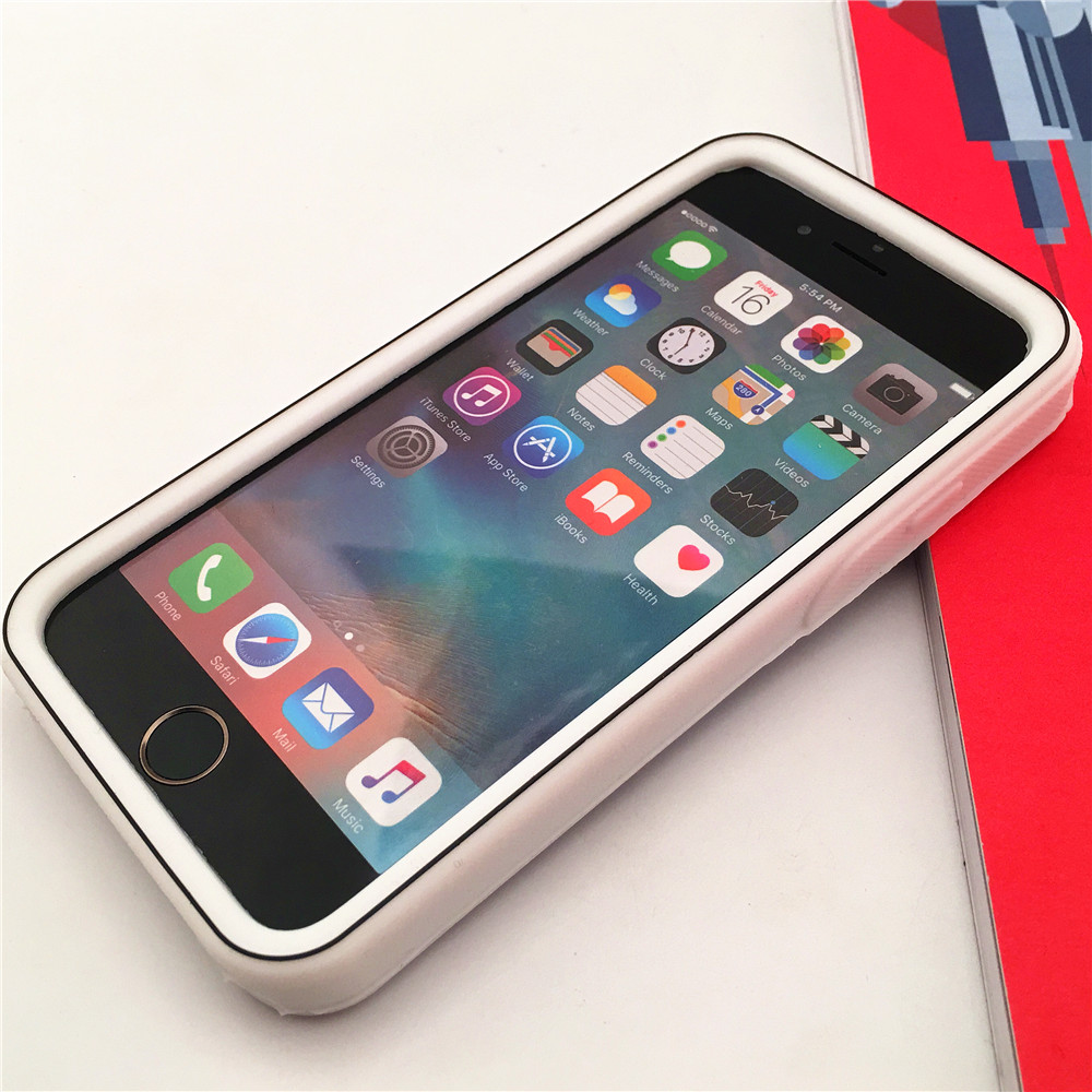 save off 7b26c 74b0c US $3.74 25% OFF|vans shoes cute for iphon 7 plus coque3d silicone case for  iphone 6s case fashion full protect anti knock capa for iphone765capa-in ...