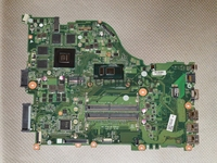 HOLYTIME Laptop motherboard For acer aspire E5 575G DAZAAMB16E0 N9GFXWW001 N9GFXWW0016 SR2EZ I7 6500U GeForce GTX950M