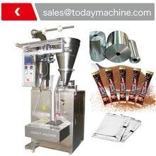 110V, 120V, 220V, 240V powder pouch filling sealing and packing machine with auger filler
