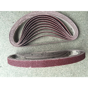 Image 4 - 96pcs Sanding Belts 40 240 Grits Sandpaper Abrasive Bands for Sander Power Rotary Tools Accessories 13 x 457 mm Abrasive Tool
