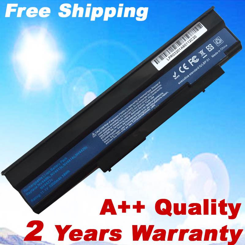 5200 mAh Batterie Pour Acer Extensa 5635Z 5635 5635G 5635ZG pour eMachines E528 E728 AS09C31