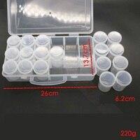 チップ区分箱ラウンドボトル、ポータブルチップボックス、 18 ラウンドボトルチップ、ソートと区分箱